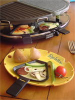 Raclette Australia The Entertainer Raclette Grill